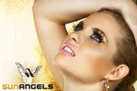 Sun Angels - Eyelash Extensions - Save 64%