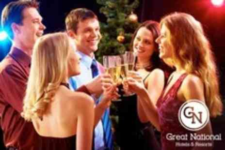 Great National Hotels - New Years Eve Party Entry For Two With Drink, Disco and Fireworks - Save 61%