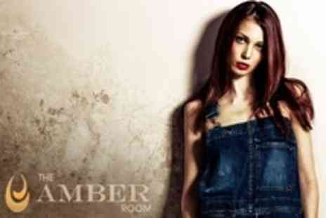 The Amber Room Salon - Cut and Blow Dry - Save 58%