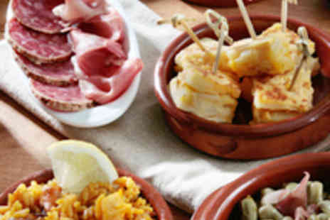 Selections Resturant - Mezze Platter and Sangria for Two - Save 51%