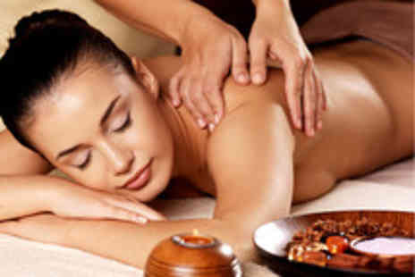 Beauty Works - Deluxe beauty package inc. lipo cavitation, mini-facial & back massage - Save 51%