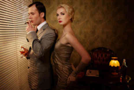 Thinking Bob - Murder mystery experience - Save 51%