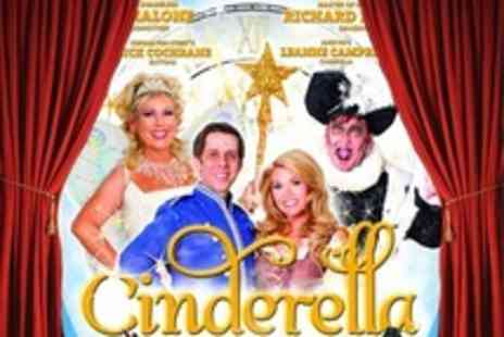St Helens Theatre Royal - Cinderella Christmas Pantomime Ticket - Save 50%