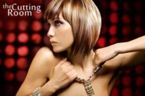 The Cutting Room - Wash and Blow Dry - Save 50%