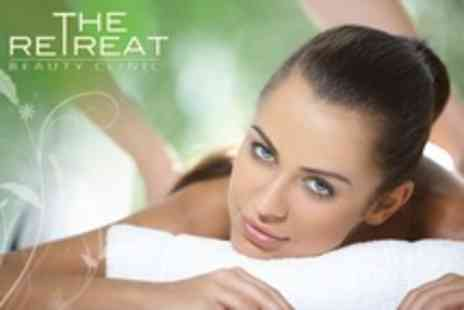 The Retreat Beauty Clinic - Three 30 minute Beauty Treatments Such as Back, Neck and Shoulder Massage and Decleor Facial - Save 40%