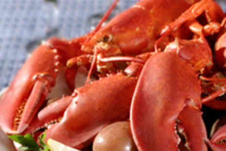 Fishers Restaurant - Lobster and Prosecco for Two - Save 69%