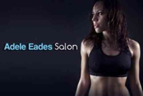 Adele Eades Salon - 30 Flabelos Vibration Plate Sessions - Save 28%