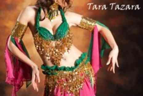 Tara Tazara - Eight Belly Dancing Classes For One - Save 70%