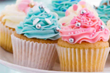 Teach Me Sugarcraft - Half Day Cupcake Decorating Class - Save 73%