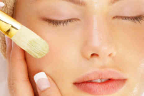 Azorez Luxury Salon & Spa - Facial, Manicure, and Eyebrow Shape - Save 64%