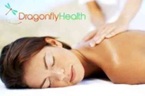 Dragonfly Health - 30 Minute Massage Including Deep Tissue - Save 57%