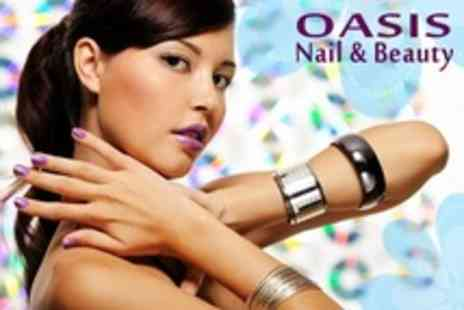 Oasis Nail and Beauty - Luxury Manicure and Facial - Save 24%