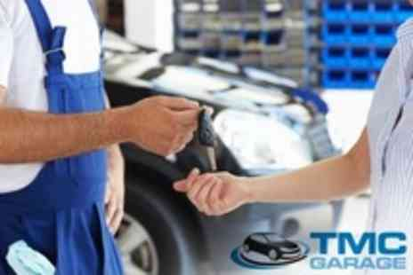 TMC Garage - MOT - Save 74%