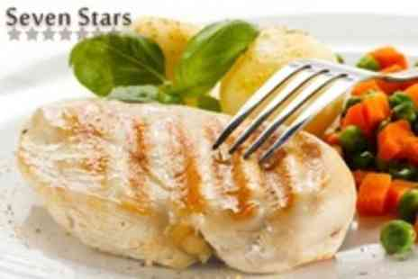 The Seven Stars - Three Course Pub Meal For Two - Save 53%