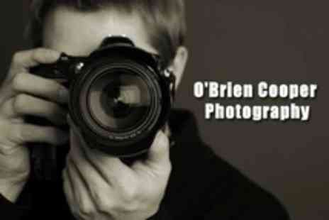 O'Brien Cooper Photography - Full Day Photography Course - Save 74%