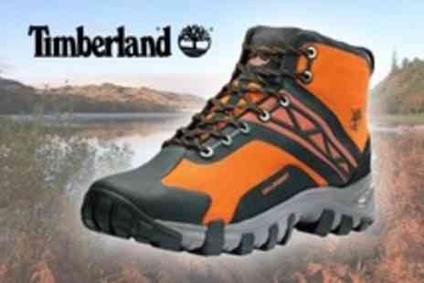 Born on the Streets - Timberland Lite Trace Waterproof Boots - Save 62%
