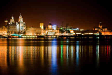 Aidan O Rourke - Three and half hour photographic walking tour of Liverpool or Manchester plus a goody bag - Save 55%