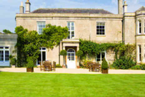 Guyers House Hotel - Two Night Wiltshire Country House Stay for Two - Save 52%
