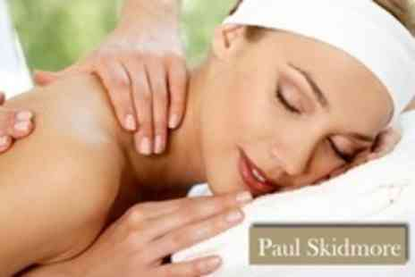 Paul Skidmore Therapies - Choice of One Hour Massage - Save 68%