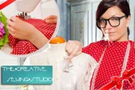 The Creative Sewing Studio - Dressmaking Classes - Save 62%