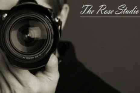 The Rose Studio - Three Hour Beginners Photography Tuition class - Save 77%