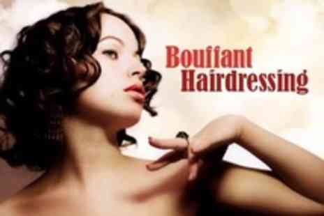 Bouffant Hair - Restyle With Cut, Wash and Blow Dry - Save 50%