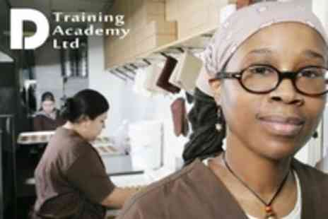 D Training Academy - Taste of The Caribbean Meat or Fish Cooking Class - Save 22%