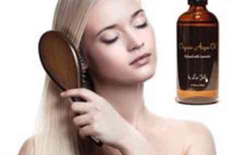 Les Joli - Organic Argan Hair Treatment Oil - Save 62%