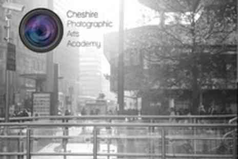 Cheshire Photographic Arts Academy - Four Hour Beginners Photography Class For One - Save 78%