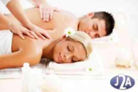 J2A - Two Hour Pamper Package For One With Treatments Such as Hot Stone or Swedish Massage - Save 64%