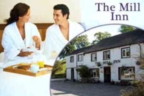 The Mill Inn - Two Night Stay For Two With Breakfast - Save 51%