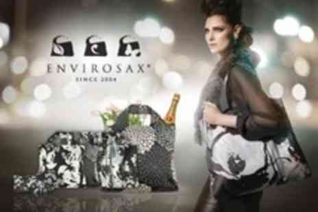 Curated.co.uk - Envirosax Designer Re usable Tote Bags in a Choice of Designs - Save 64%