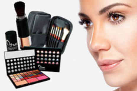 Makeover Essentials - Makeover Essentials Beauty Collection including Shimmer Brush - Save 71%
