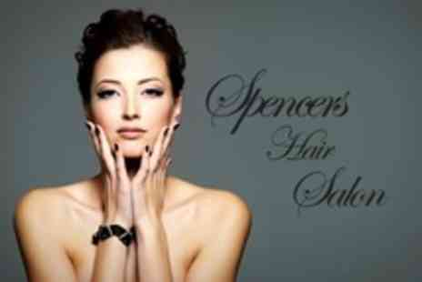 Spencers Hair Salon - Cut and Finish With Conditioning Treatment - Save 60%