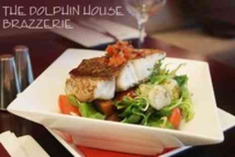 Dolphin House Brazzerie - Six Course Tasting Menu For Two - Save 26%