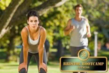 Bristol Bootcamp Fitness - Four Boot Camp Sessions - Save 75%