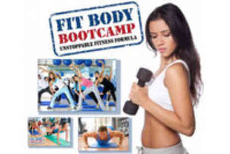 Fit body concepts - 4 Weeks Unlimited Access to over 100 Training Sessions - Save 82%