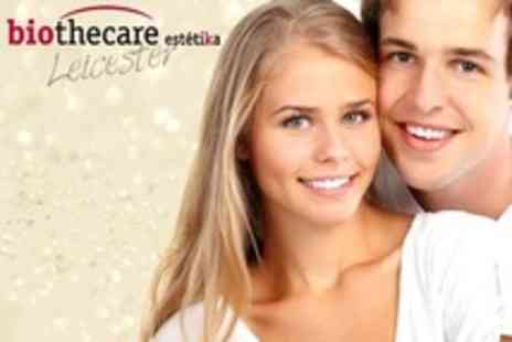 Biothecare Estetika - Teeth Whitening Session With Consultation and Forever White Pen - Save 71%