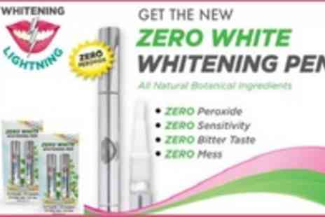 whitening lightning - Keep Your Teeth Bright White with These Teeth Whitening Pens - Save 80%