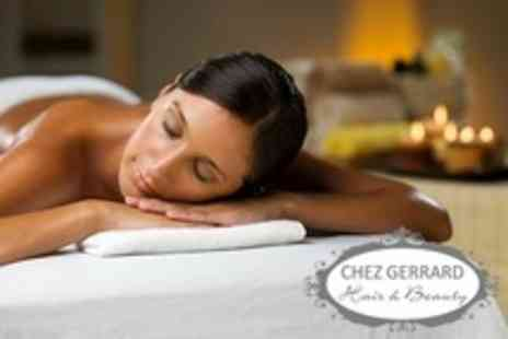 Chez Gerrard Hair and Beauty - One Hour Aromatherapy Massage - Save 60%