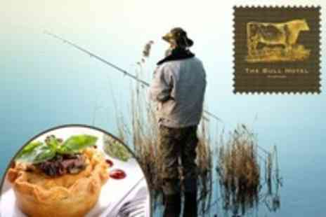 The Bull Hotel - Days Fishing With Two Course Lunch - Save 55%