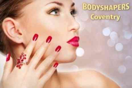 Bodyshapers Coventry - Gelish Manicure or Pedicure - Save 25%