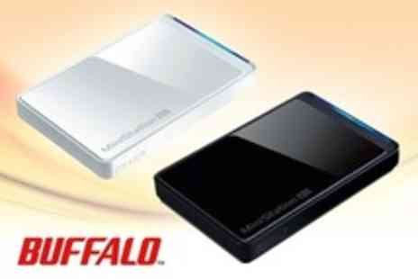 Retail Outlet - Buffalo MiniStation 1TB or 2TB External Hard Drive - Save 19%