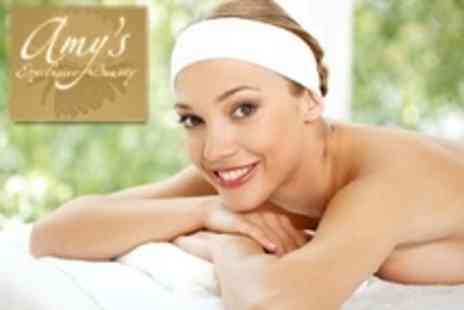 Amy's Exclusive Beauty -  Choice of Two Dermalogica Treatments Including Facials and Body Scrubs - Save 75%