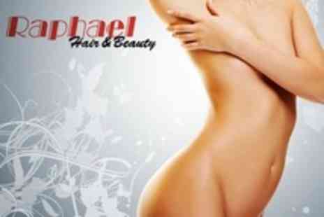 Raphael Hair & Beauty - Six IPL Sessions on Two Medium or Three Small Areas - Save 15%