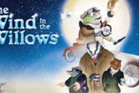 West Yorkshire Playhouse - Tickets to Wind in the Willows - Save 60%
