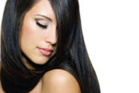 Lisa Hair Design - Full Head of Colour with Moroccan Oil Treatment, Trim and Blowdry - Save 54%