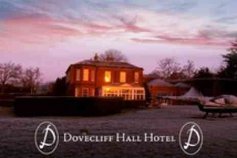 Dovecliff Hall Hotel - Overnight Stay For Two With Breakfast - Save 51%
