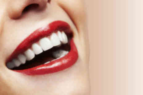 Tracey Bell - ZOOM teeth whitening treatment inc full dental exam & hygienist session - Save 84%