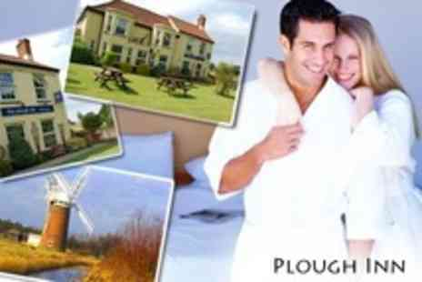The Plough Inn - Two Night Stay For Two With Breakfast - Save 65%